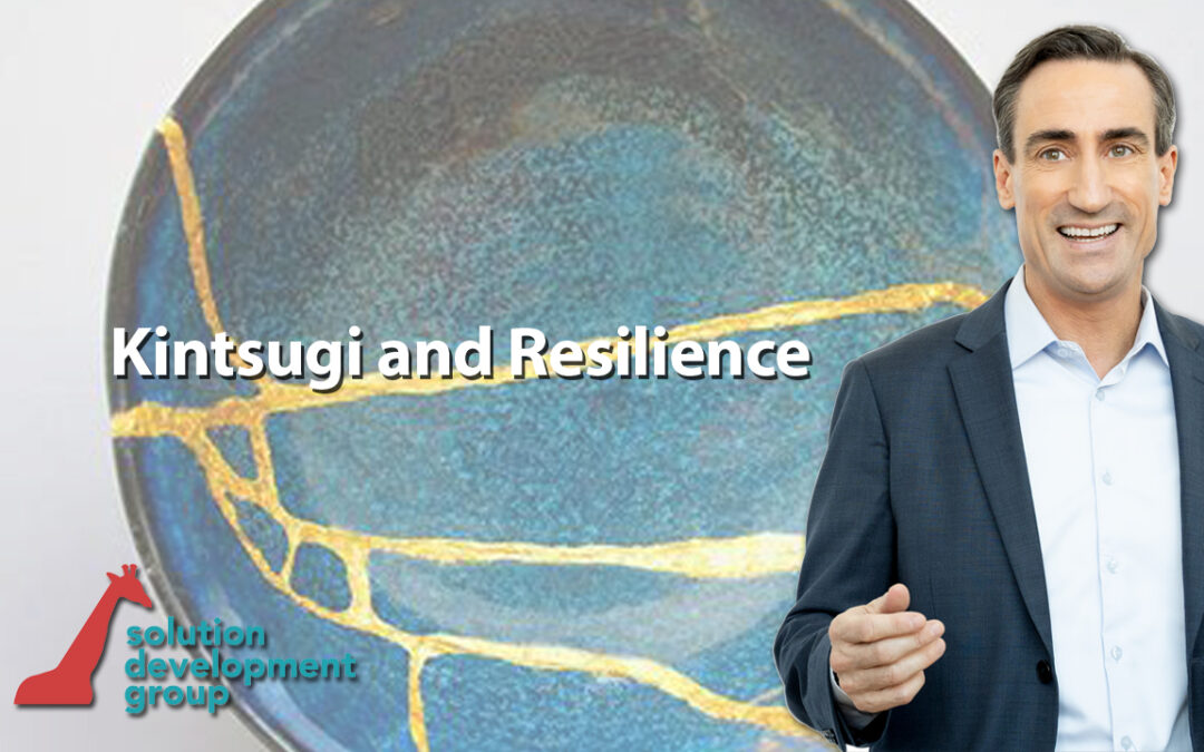 Kintsugi and Resilience