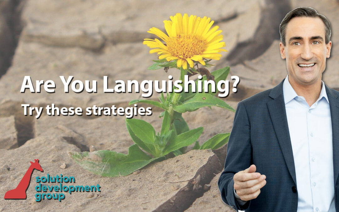 Are You Languishing? Try These Strategies
