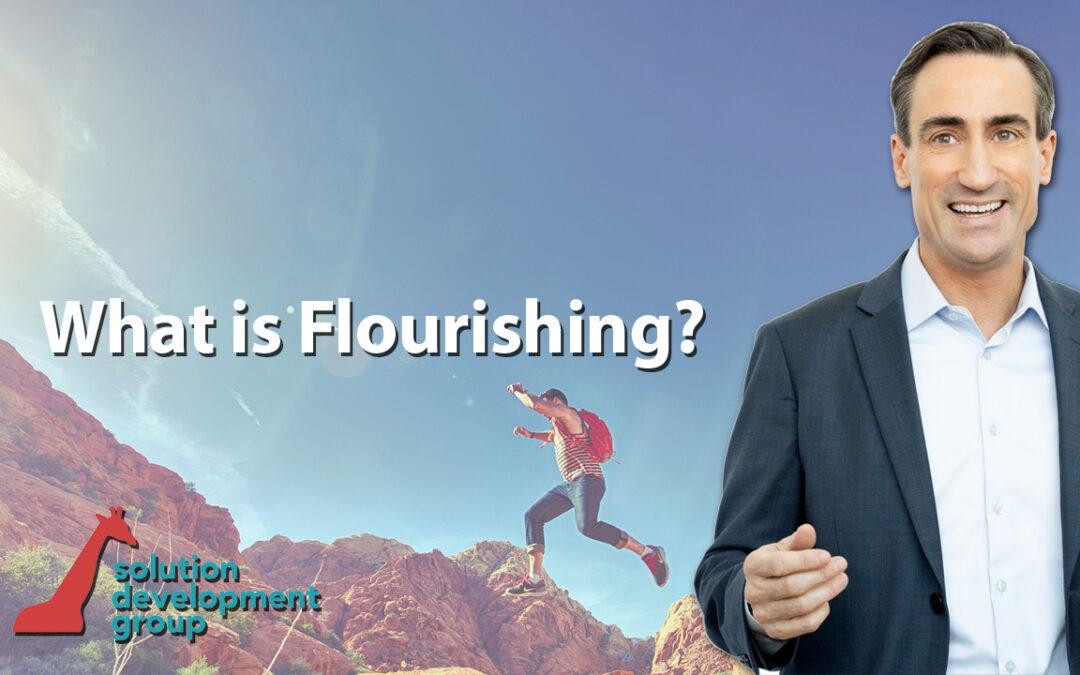 What is Flourishing?